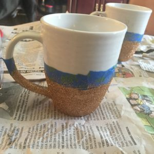 Diy Glitter Coffee Mugs Brittney Waters